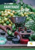 Les produits Fairtrade à Jette