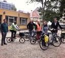 Le Bike Project au CPAS de Jette