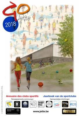 Couverture Go Jette 2018