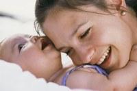 Mère et enfant
