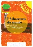 Couve de la brochure 'Arboretum du monde'
