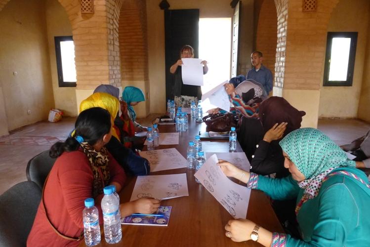 Sidi Bibi (formation monitrices - livres)