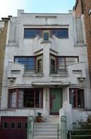 Withuis Maison blanche avenue Woeste à Jette