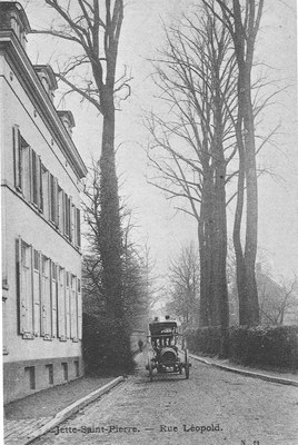 Rue Léopold Ier