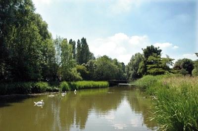Photo du parc Roi Baudouin