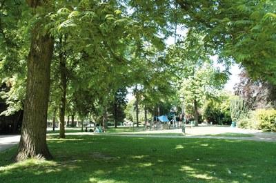 Photo du parc Garcet