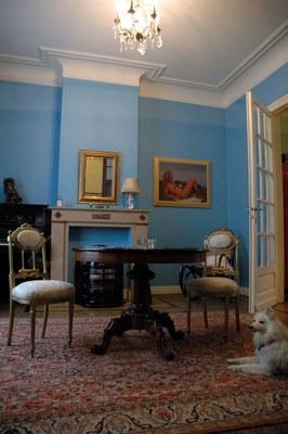 Musée Magritte intérieur