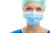 Info maskers voor verpleegsters en overig verzorgend personeel