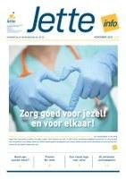 Jette Info verschijnt pas midden december