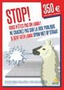 Reinheidscampagne: 11 affiches om Stop te zeggen!
