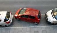 Uitbreiding van de parkeersectoren