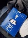 Vanaf 1.04: Parkeerschijf in blauwe zone verplicht tot 20u