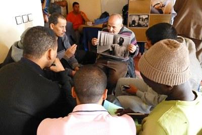 Sidi Bibi & Belfaa (vorming - debat jongeren)
