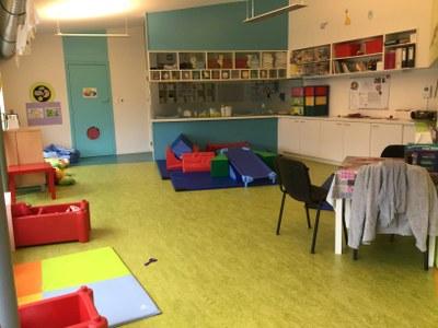 Crèche L'Ylo Jardin - Afdeling grote kinderen