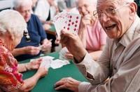 Kaartende senioren